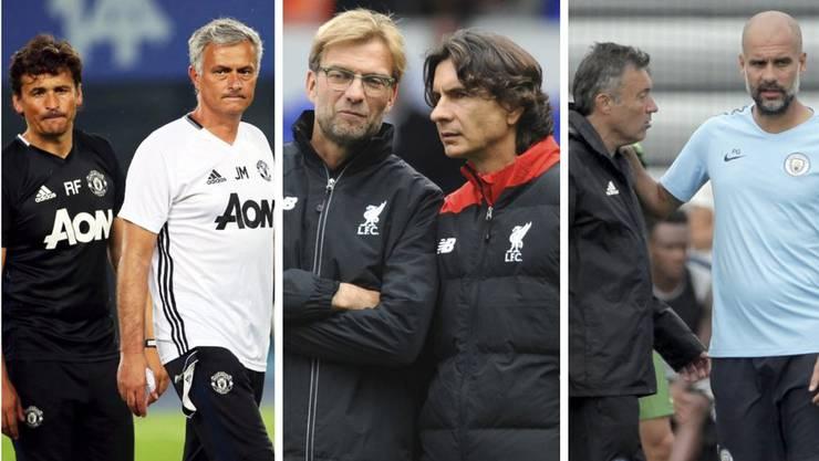 Diese drei Trainer-Duos gingen allesamt auseinander.