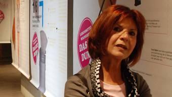 Hélène Vuille kämpft weiter gegen die Lebensmittelverschwendung. rue