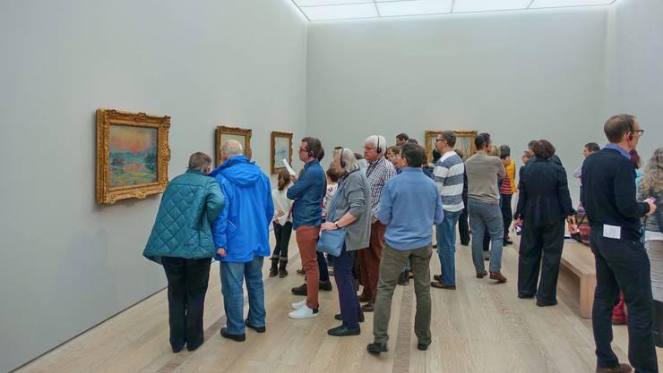 Die Monet-Ausstellung in der Fondation Beyeler lockte 287 000 Besucher an – und trug zum Rekordjahr des Museumspasses bei.