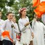 Der schönste Tag im Aarauer Jahr könnte nächstes Jahr anders ablaufen als bisher. Der Sporttag vom Nachmittag steht beispielsweise zur Diskussion. (Bild vom Maienzug 2018)