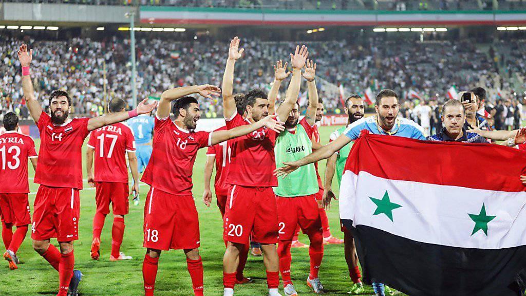 Syrien Fußball