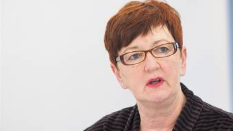 Iris Schelberts Direktion ÖffentlicheSicherheit wird aufgeteilt.