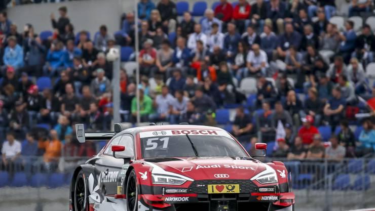 Nico Müller feierte in der DTM seinen ersten Sieg seit 2017