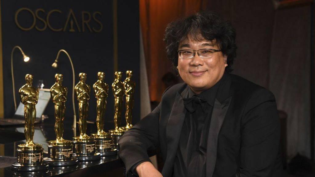 «Fucking crazy»: Bong Joon Ho feiert seinen Oscar-Triumph