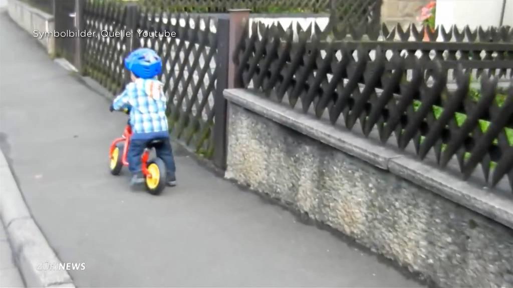 4-Jähriger Ausreisser macht Ausflug nach Deutschland