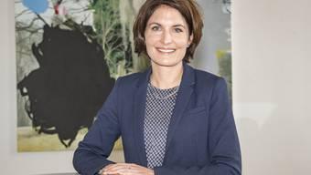 Saskia Schenker will ihrer Partei ein neues Image verleihen. Die FDP soll vermehrt für den Mittelstand politisieren.