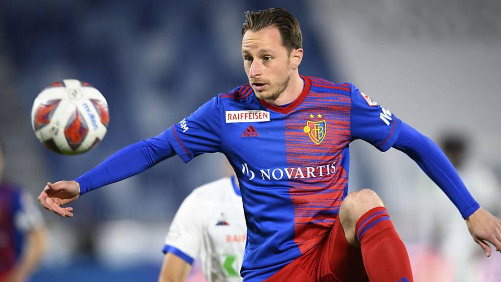 FC Basel verlängert Vertrag mit acht Spielern nicht