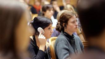 Vorbild: Eidgenössische Jugendsession im Bundeshaus. Wann und wo das Zürcher Jugendparlament tagt, ist noch offen.