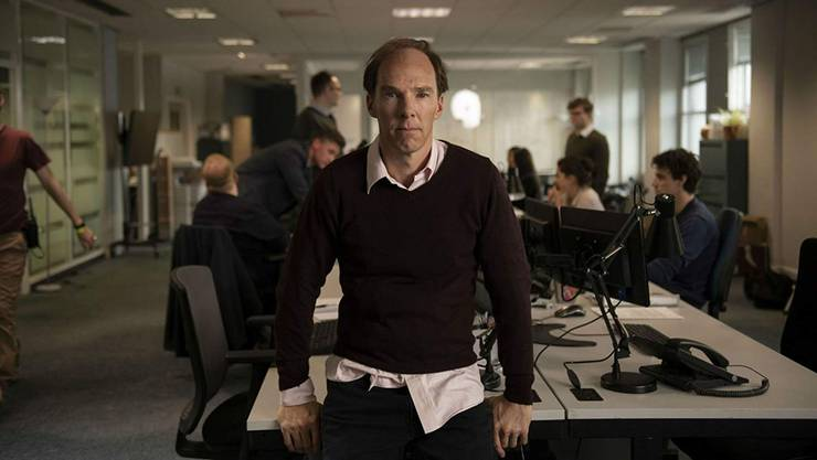 Mr. Brexit: Benedict Cumberbatch spielt den Mastermind Dominic Cummings.