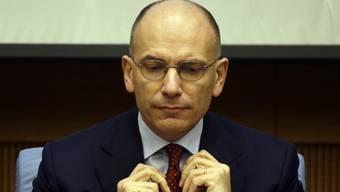 Enrico Lettas Regierung berät bald über Steuer-Amnestie (Archiv)