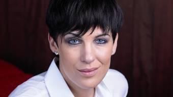 Weberin Nadine Borter.