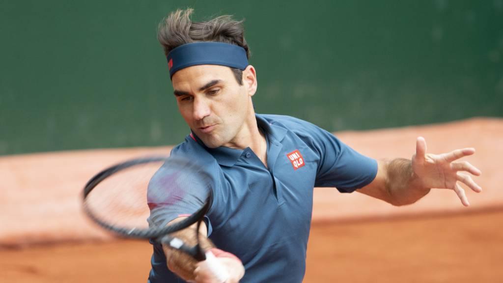 Roger Federer und Belinda Bencic souverän in zweiter Runde