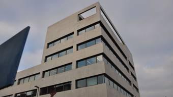 Bezirksgebäude Dietikon, Bezirk Dietikon, Kantonspolizei, Bezirksgericht Dietikon