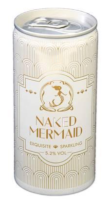 Naked Mermaid kommt bald auf dem Markt