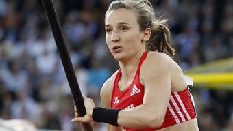Nicole Büchler zeigte in New York einen ansprechenden Wettkampf