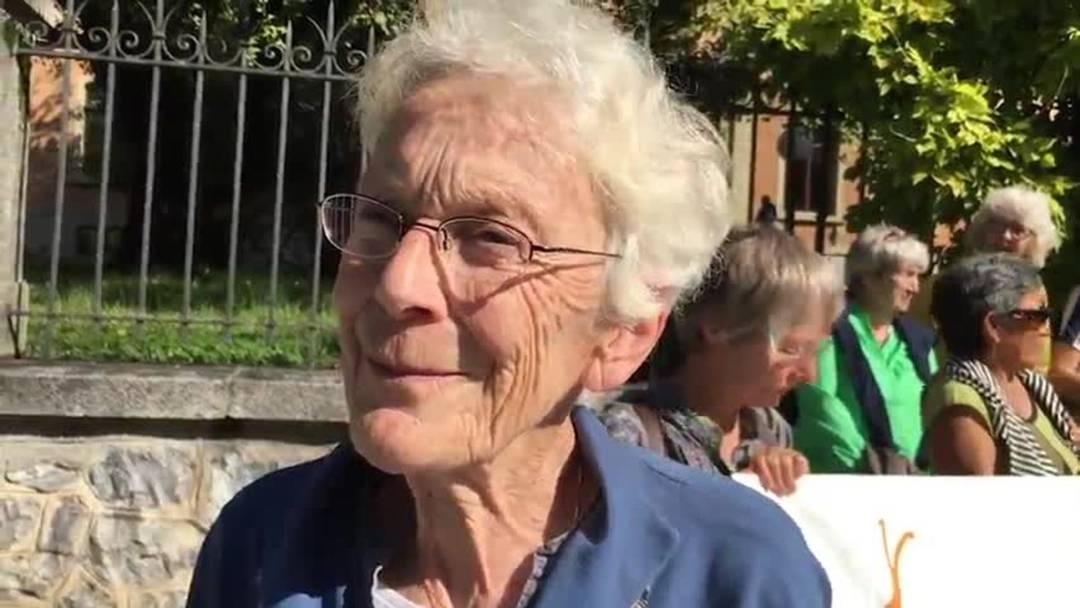Flüchtlingshelferin Anni Lanz vor dem Gerichtstermin: «Man muss sich wehren, das erwarte ich auch von anderen»
