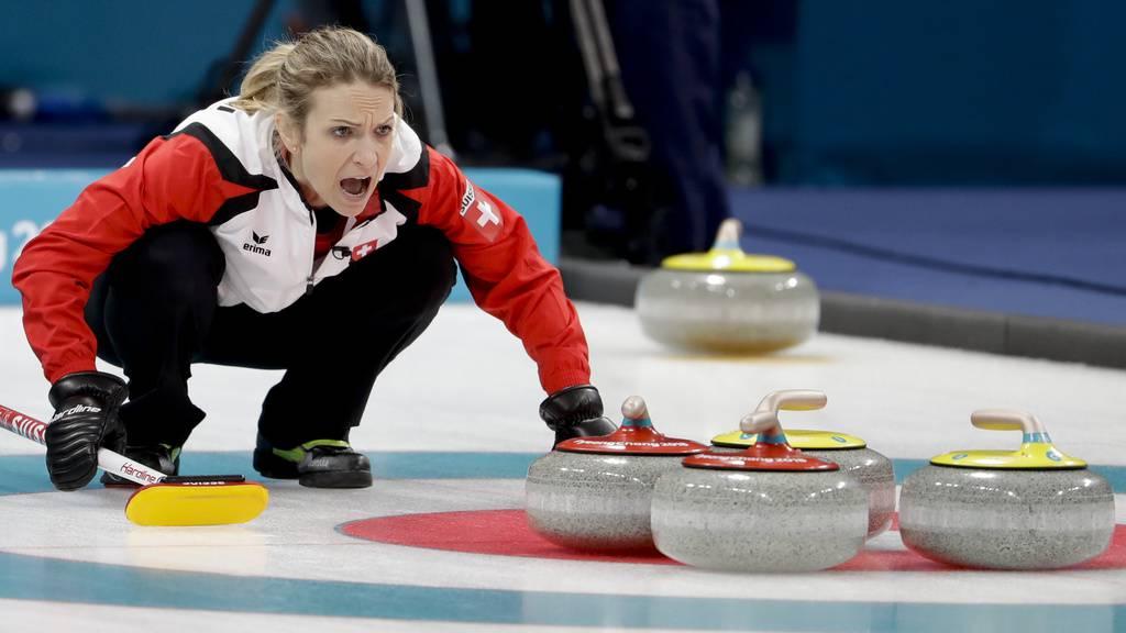Schweizerinnen besiegen Schwedinnen