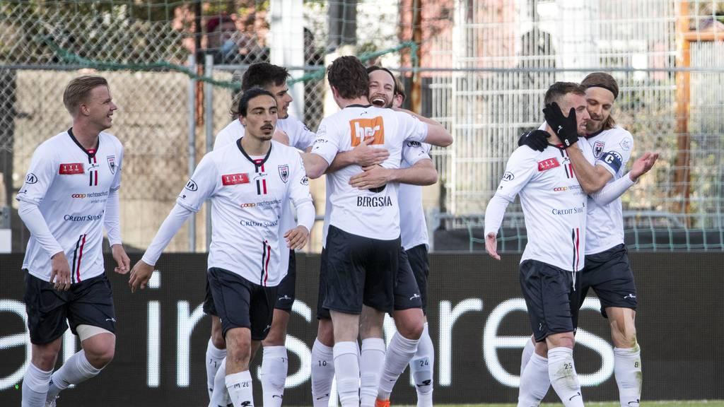 Aarau steht erstmals seit 2005 im Cup-Halbfinal