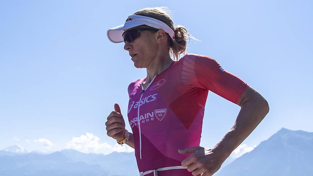 Strebt in den USA ihren 6. WM-Titel über die halbe Ironman-Distanz an: Daniela Ryf