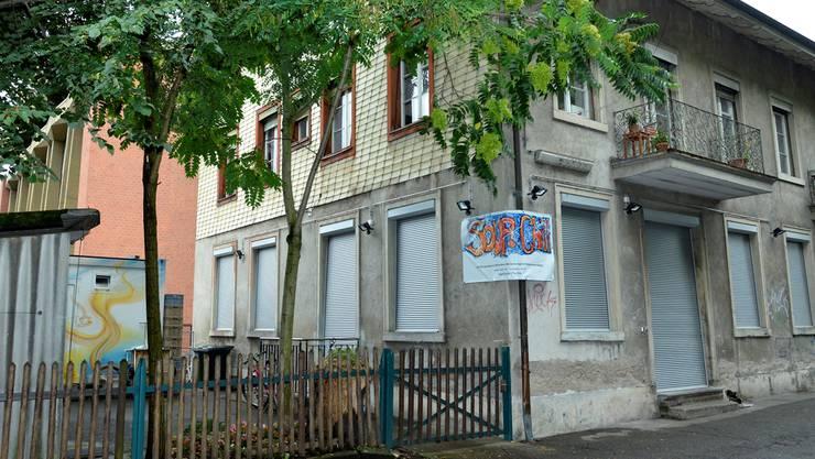 Das Soup&Chill im Gundeli ist in den Sommermonaten geschlossen. NIZ