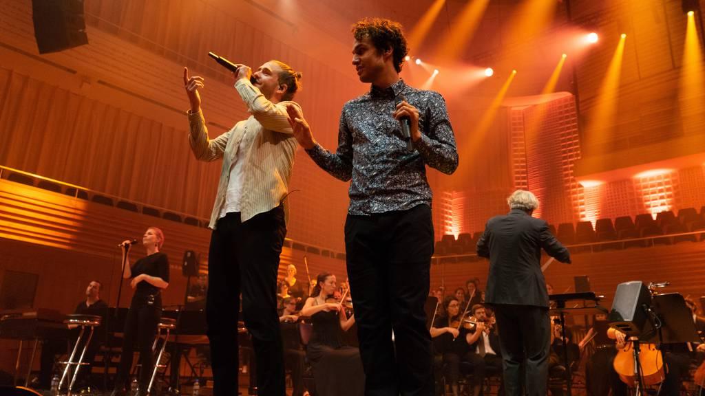 SMA: Jugend-Sinfonie-Orchester spielt «Best Hit»