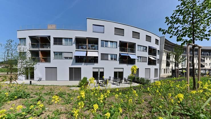 Walterswil spricht einen Nachtragskredit für den Erweiterungsbau des Alters- und Pflegezentrums «Rondo» in Safenwil.