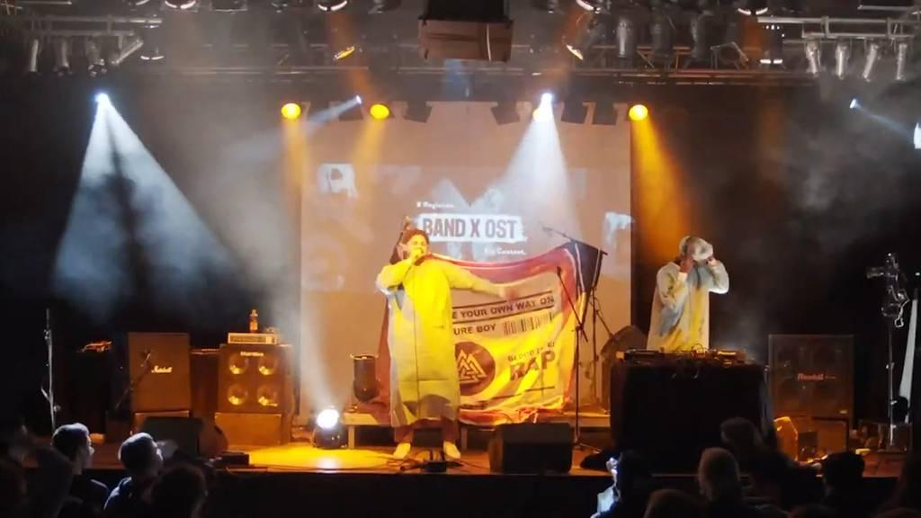 Mit diesem Auftritt gewinnt Rapture Boy das BandXOst-Finale