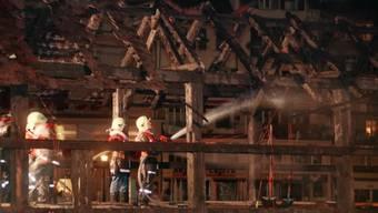 Vor 25 Jahren brannte die Kapellbrücke – ein Rückblick im Video.