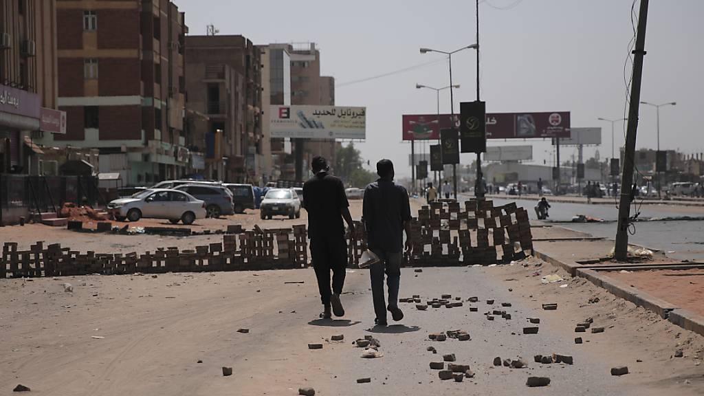 Nach dem Putsch im Sudan: UN bestätigt Treffen mit Militärmachthaber