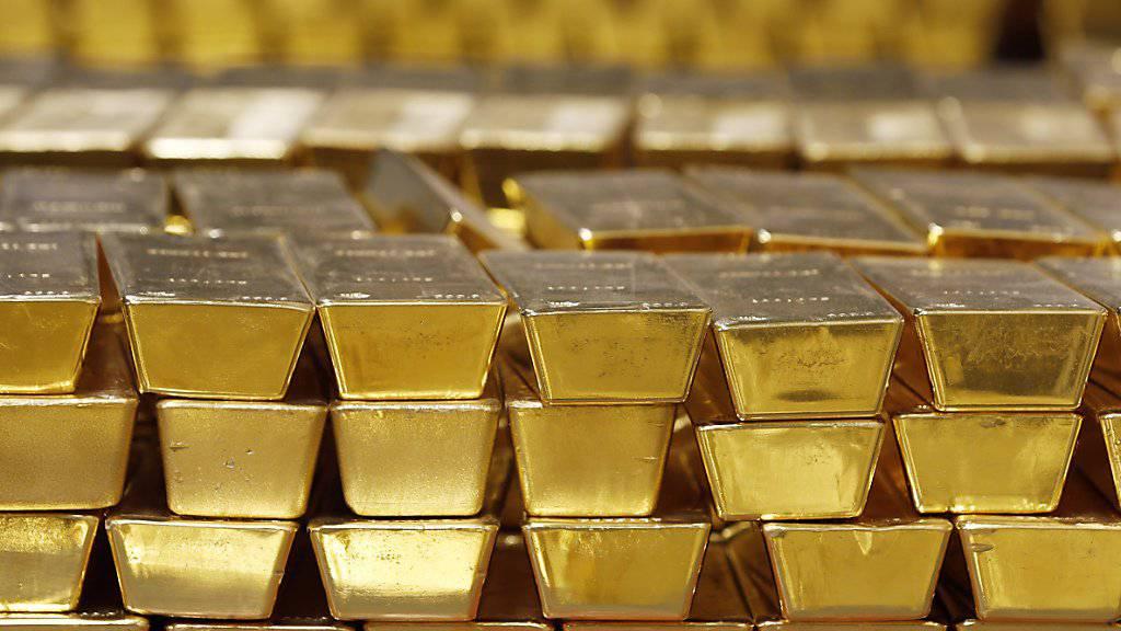 Gold hat den Status als sicheren Hafen nicht verloren. (Archivbild)