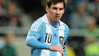 Lionel Messi: bislang mehr WM-Teilnahmen (2) als Tore (1)