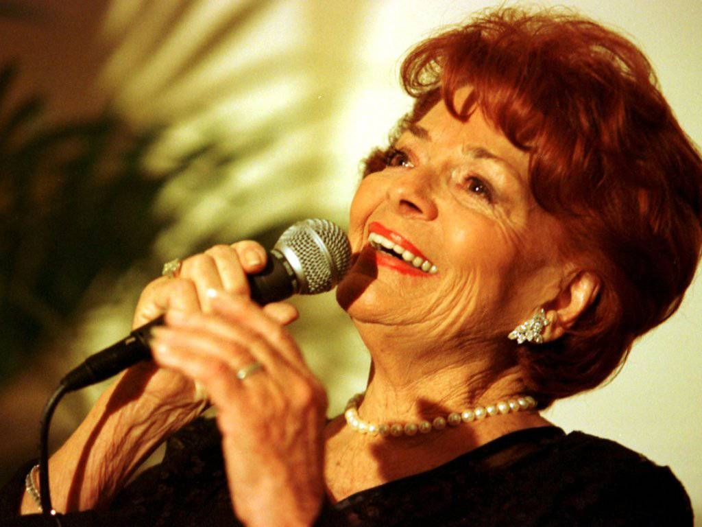«O mein Papa» sang sie anno 1956: Lys Assia ist mit 94 Jahren gestorben. (Archivbild)