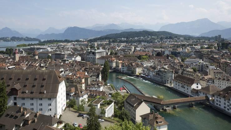 In Luzern haben sich die Wohnungspreise seit 2007 am stärksten verteuert. (Symbolbild)