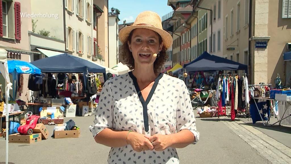 Flohmarkt Aarau