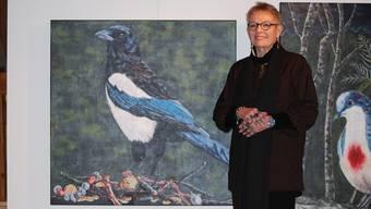 Jeannette Lerch zeigt Tierbilder voller Symbolik.