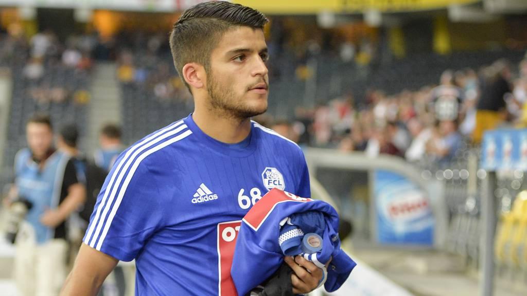 FCL übernimmt Francisco Rodriguez