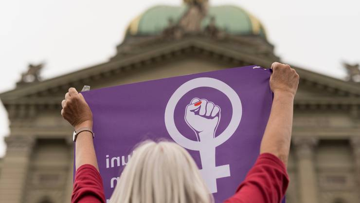 Die Lohngleichheit war eine der zentralen Forderungen des letztjährigen Frauenstreiks.