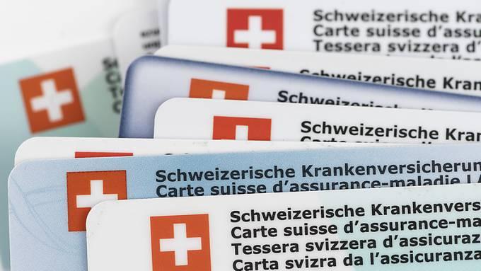 Im Kanton Schaffhausen sinken die durchschnittlichen Krankenkassenprämien im kommenden Jahr um 0,1 Prozent. (Symbolbild)
