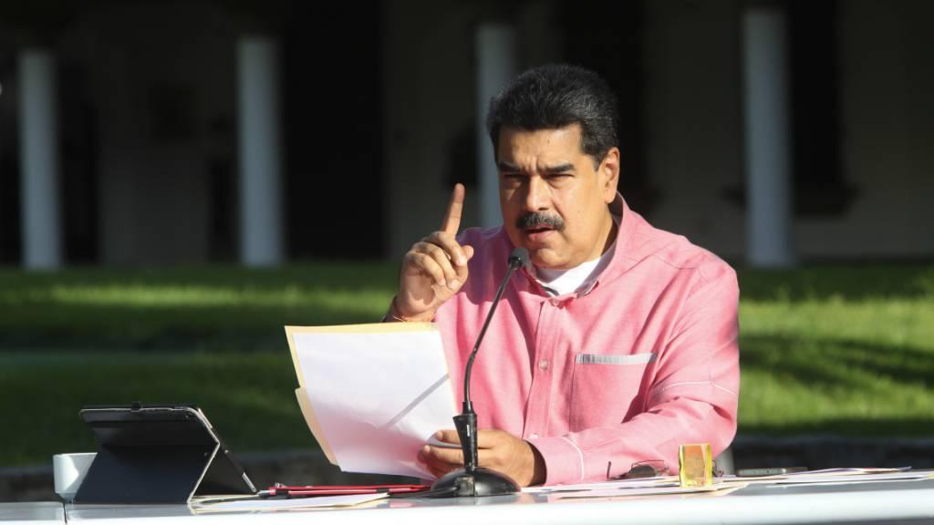 Venezuela lädt EU und UN als Wahlbeobachter ein