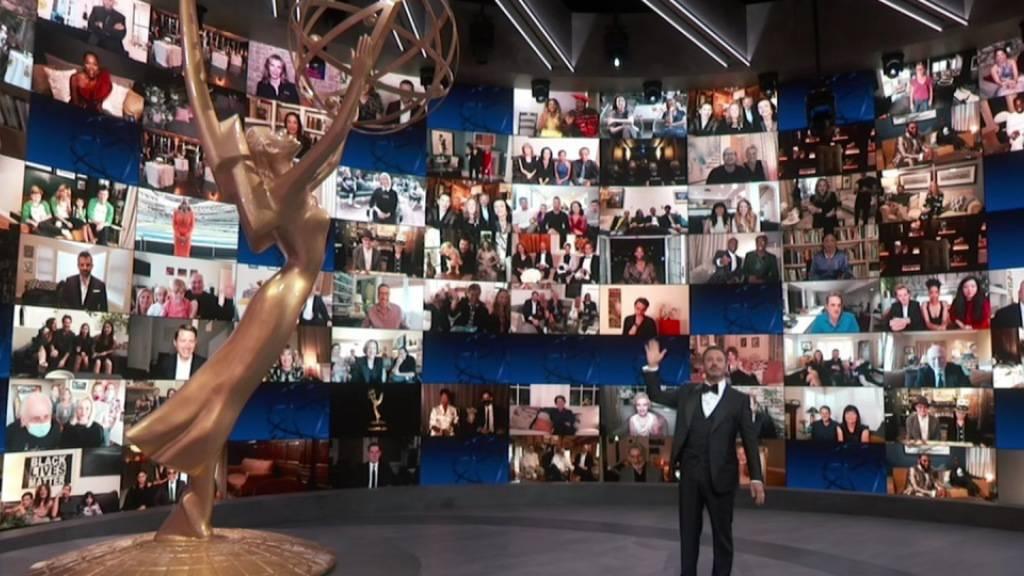 Emmys: Viel Kritik an Trump - und eine deutsche Siegerin