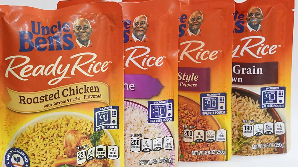 Uncle Ben's Reis soll neues Logo kriegen
