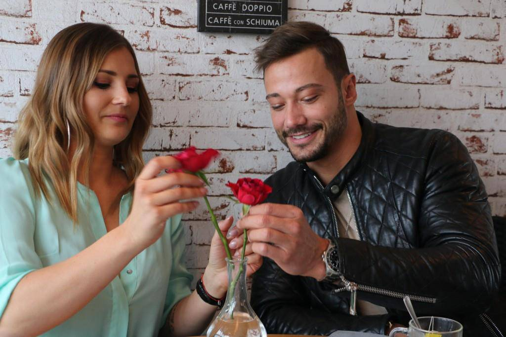 Der Bachelor im Interview bei der Bachelorette (© FM1Today/NinaMüller)