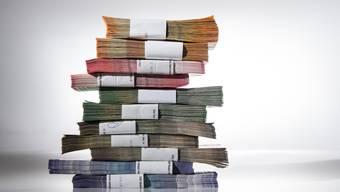 Die Eidgenössische Finanzkontrolle hat über 130'000 laufende Bürgschaften überprüft. (Symbolbild)