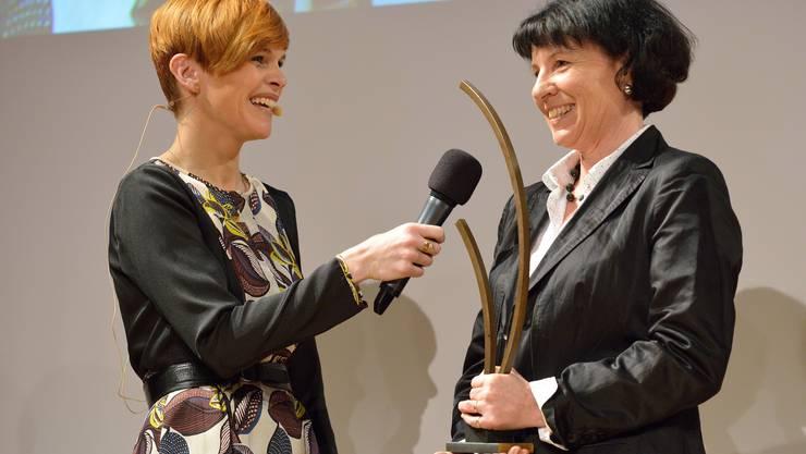Letztes Jahr wurden die Unternehmen Seilerei Berger GmbH und die Suteria Chocolat AG mit dem Solothurner Unternehmerpreis ausgezeichnet. (Archiv)