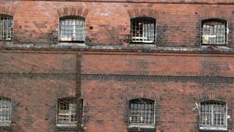 Gefängnis in St. Petersburg, wo die Greenpeace-Aktivisten einsitzen