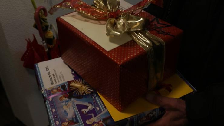 So viele wunderschöne Geschenke.