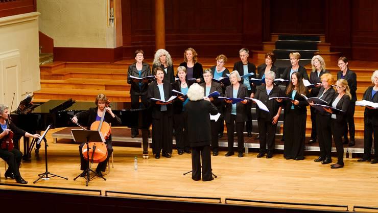 «CoroDonne» verabschiedeten sich am Wochenende nach 25 Jahren mit ihrem letzten Auftritt im Konzertsaal.