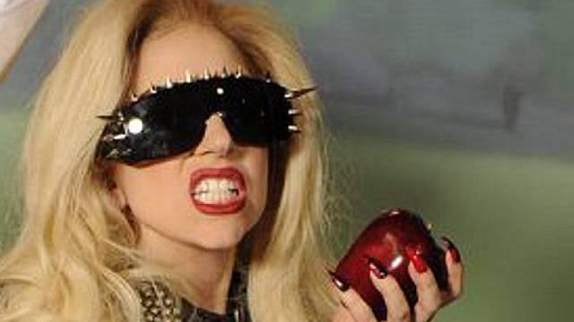 Lady Gaga (Archiv) ist Gotte von Elton Johns Söhnchen Zachary.