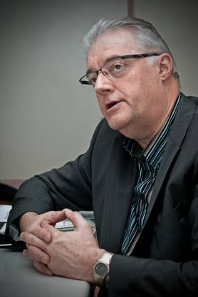 Gemeinderat Roland Kuster