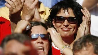 Bundespräsidentin Doris Leuthard freut sich auf eine spannende WM
